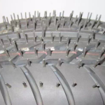 Why rubber is used for tire